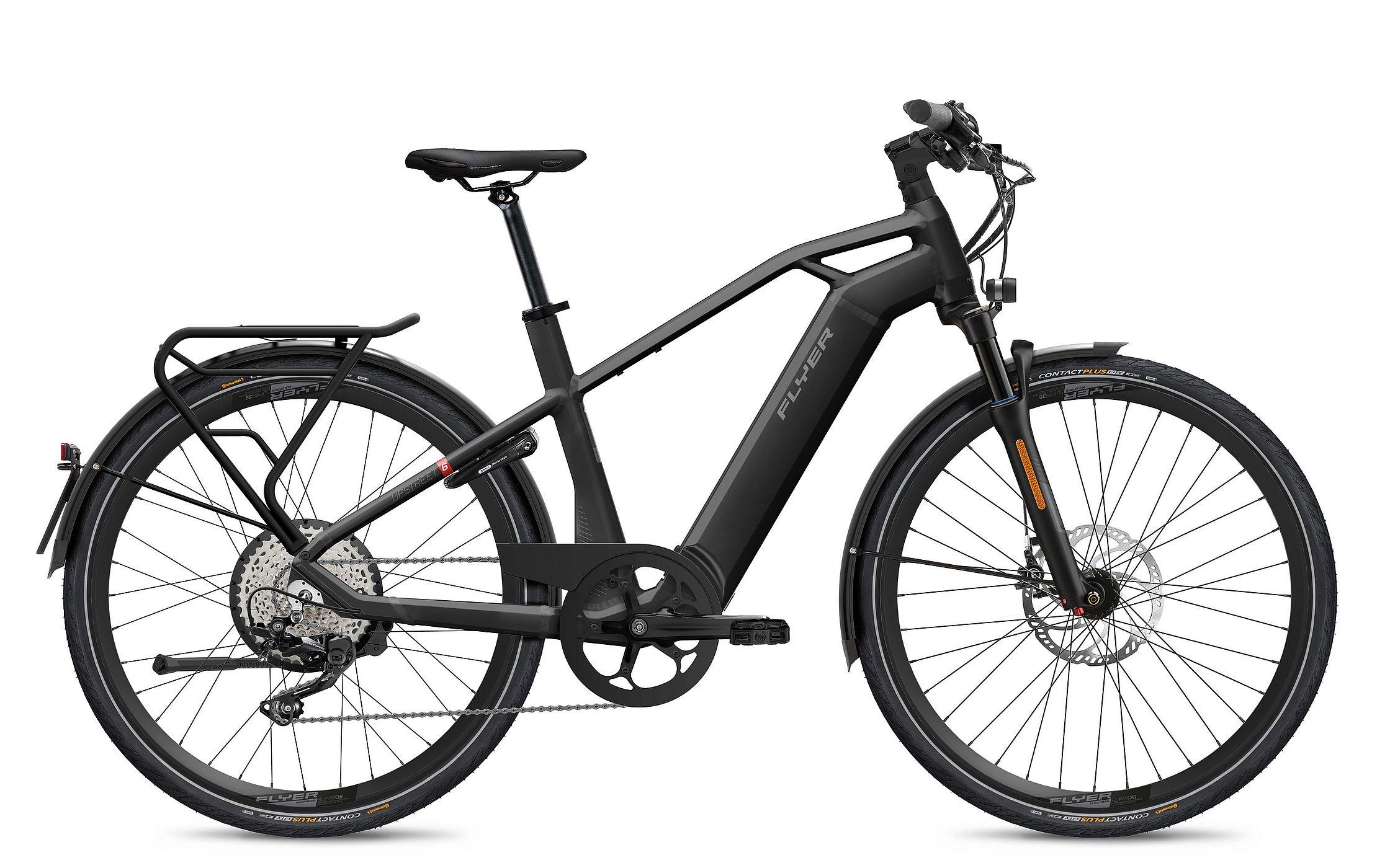 Upstreet6 Flyer E Bikes